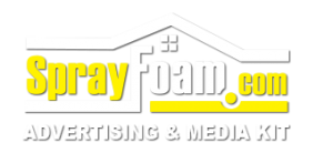 Spray Foam Ads